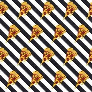 Small Pizza Stripe