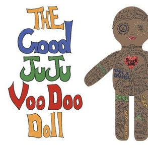 The Good JuJu VooDoo Doll