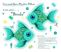 A fish called brody