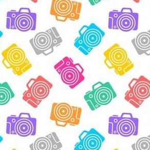 DSLR Camera Rainbow