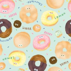 Donuts-Mint