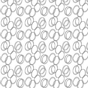 Ovals Grey