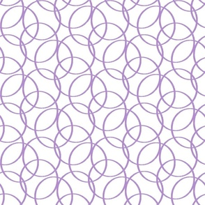 Sketch Circles Lavender