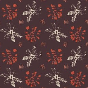 monoprint-fall
