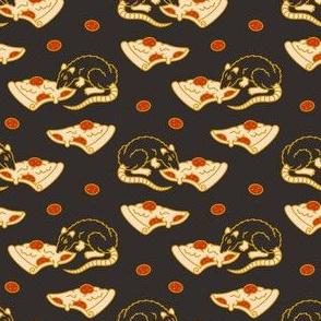 Pizza Rat SM [Black]