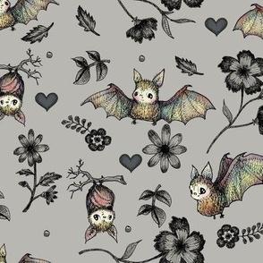 Org Bat PATTERN_GREY