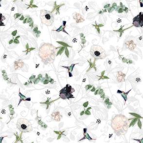 Eucalyptus Floral Ditsy Toss