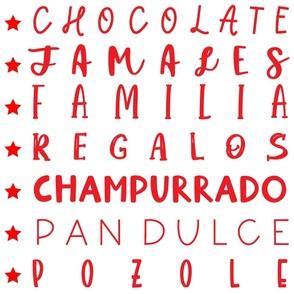 chile pattern