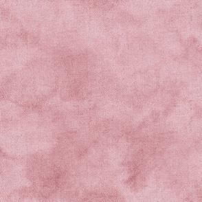 Misty pink watercolor linen texture