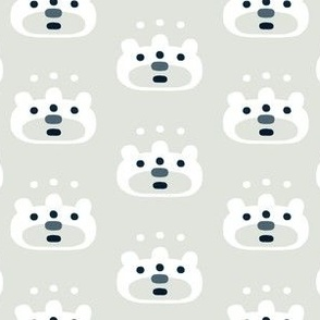 Snowy Bear Deity