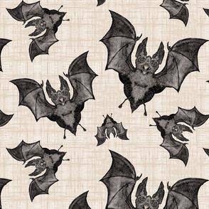 Bats - Gothic Mansion Light Co-ordinate