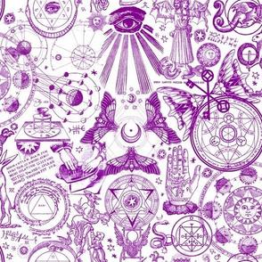 Lilac Mystic Occult
