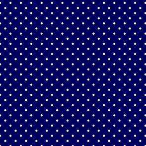 I love Stretchy polka dots
