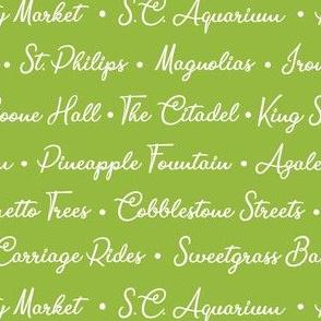 Charleston Traditions Green