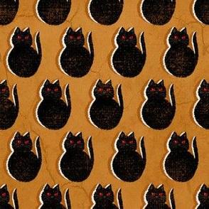 Don't Trust The Cat ©Julee Wood