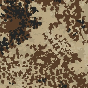 flecktarn experimental Desert 002