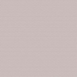 Polka dots on pink beige