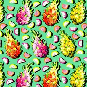 Pitaya Party- green