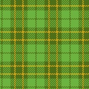 Small Green Plaid