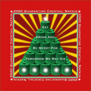 2020 Commemorative Napkin