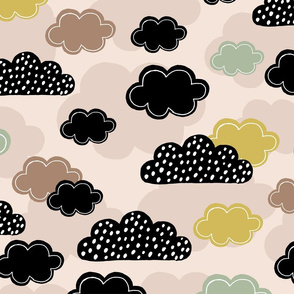 DOTTED CLOUDS