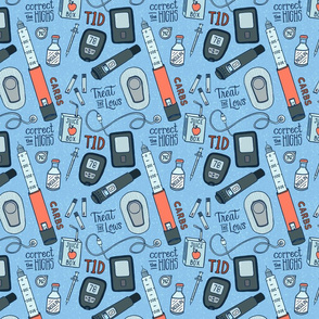 T1d Repeating Pattern - Color variation
