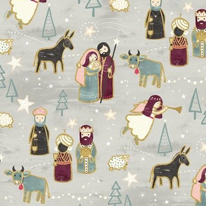 Nativity - the Birth of Jesus / Small
