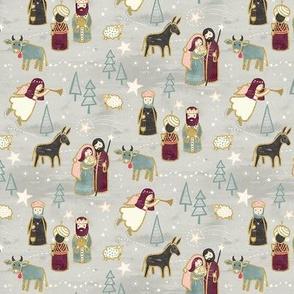 Nativity - the Birth of Jesus / Tiny