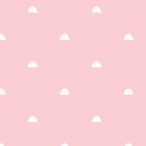 Marching Tortoises-Rainbow-Pink