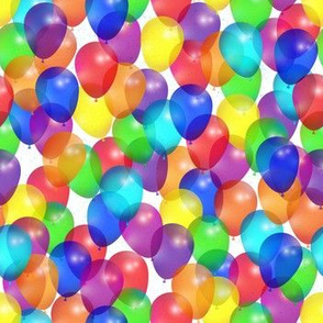 Party Balloons (small scale)
