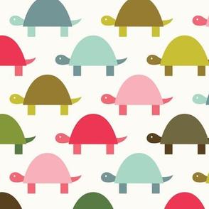 Marching Tortoises-Small
