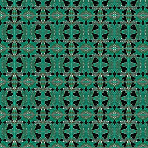 Green Marble Cutout