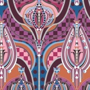 Dakota Prismatika - pattern 3a