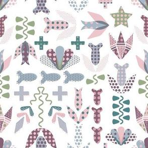 Dakota Baby - pattern 2