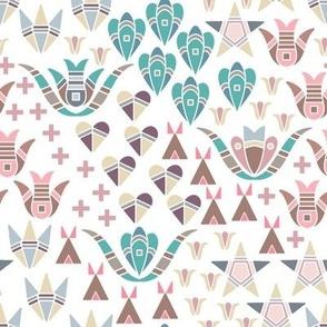 Dakota Baby - pattern 3