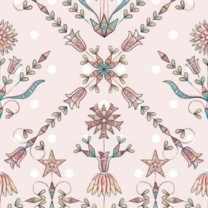 Dakota Watercolor - pattern 1