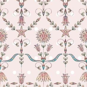 Dakota Watercolor - pattern 2