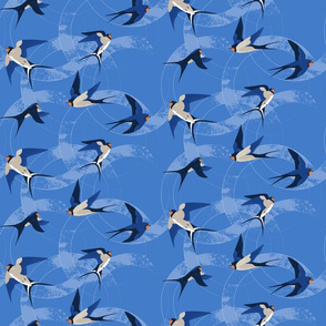A swallow summer