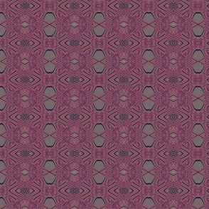Geometric -pinky purple