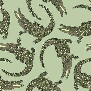 Crocodiles (Camo Palette) – Small Scale