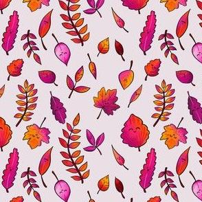 Happy leaves