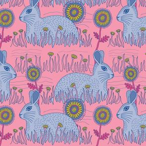 """Springtime (12"""") - pink"""