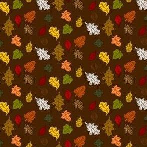 Fall Seasonal Fabric Design