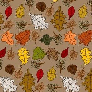 Fall Seasonal Fabric