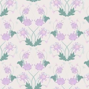 Mum Memory in Lilac