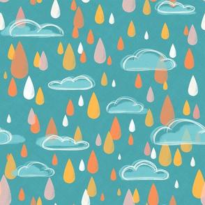 Rain of Joy
