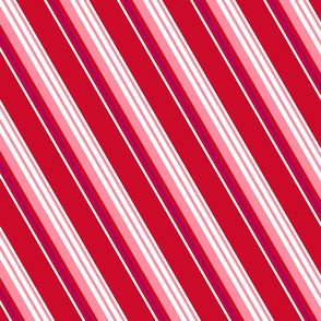 Red Candy Stripe [full scale}