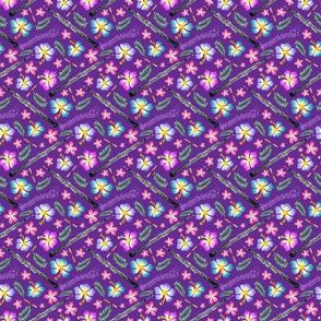 Purple Oboe