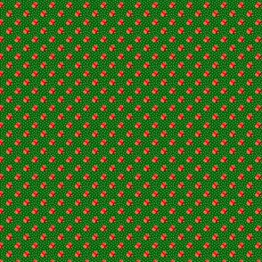 Petite rowan dots triple berries