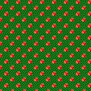 Medium rowan dots triple berries
